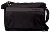 Calvin Klein Flatiron 3.0 Nylon Messenger Bag