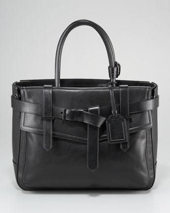 Reed Krakoff Boxer Tote Bag, Black