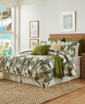Tommy Bahama Home Tommy Bahama Fiesta Palms Queen Comforter Set