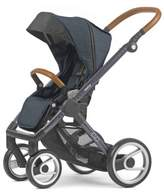 Mutsy Evo Industrial Stroller in Blue/Dark Grey