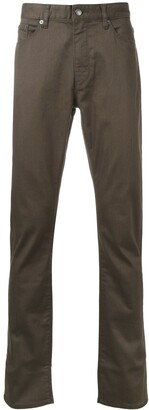 Kent & Curwen Slight Stretch Straight Jeans