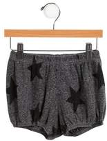 Nununu Girls' Knit Star Shorts w/ Tags
