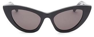 Saint Laurent 52MM Black New Wave 213 Lily Sunglasses