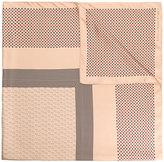Stella McCartney patterned scarf