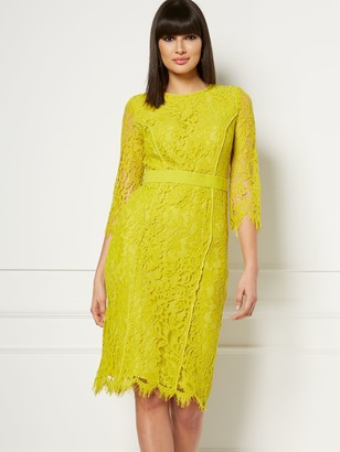 New York & Co. Romina Lace Sheath Dress - Eva Mendes Fiesta Collection