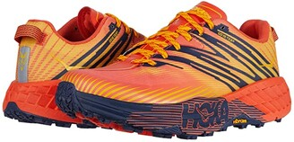 Hoka One One Speedgoat 4 GTX (Anthracite/Dark Gull Grey) Men's Shoes