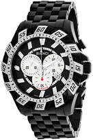 Roberto Bianci Mens Black Bracelet Watch-Rb70603