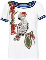 Martha Medeiros embroidered blouse