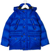 Burberry padded coat