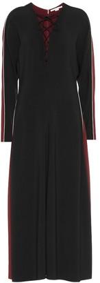 Stella McCartney Crepe maxi dress
