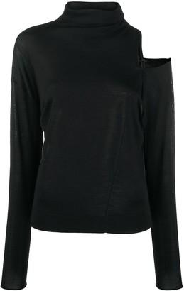 Dorothee Schumacher Fantasy asymmetric sweater