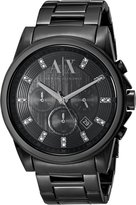 Armani Exchange A|X Men's AX2093 Analog Display Analog Quartz Watch