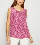 New Look JDY Floral Sleeveless Top