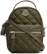 Moncler Georgine crossbody bag - women - Lamb Skin/Polyamide/Polyester - One Size