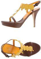 Alberta Ferretti Platform sandals