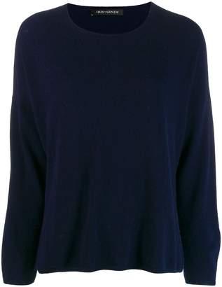 Iris von Arnim knitted top
