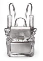 Nicole Miller Legend Leather Backpack