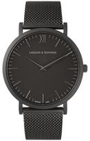 Larsson & Jennings Unisex Lugano Bracelet Strap Watch