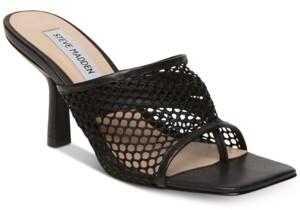Steve Madden Women's View Mesh Slide Sandals