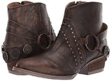 Corral Boots Q0132 (Chocolate) Women's Boots