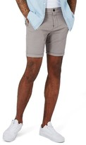 Topman Men's Stretch Skinny Fit Chino Shorts