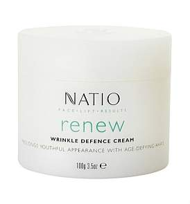 Natio Wrinkle Defence Cream 100G