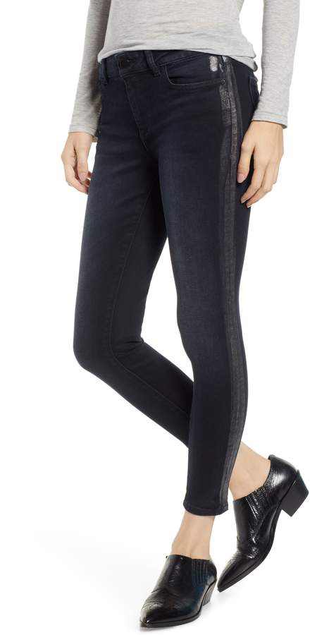 DL1961 Florence Instasculpt Crop Skinny Jeans
