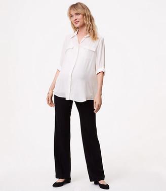 LOFT Maternity Trousers