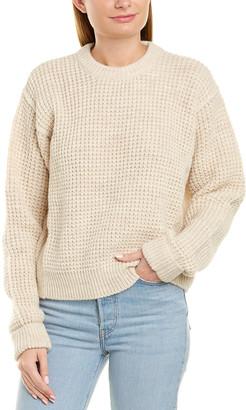 Zadig & Voltaire Kary Alpaca & Wool-Blend Sweater