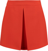 McQ by Alexander McQueen Pleated crepe skirt