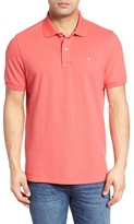 Tailorbyrd Men's Big & Tall Stretch Pique Cotton Polo
