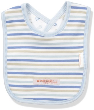 Magnificent Baby Airplane Reversible Bib