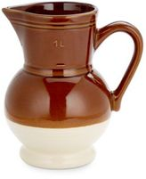Emile Henry Ceramic Pitcher