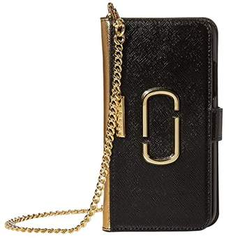 Marc Jacobs iPhone 11 Case (New Black Multi) Cell Phone Case