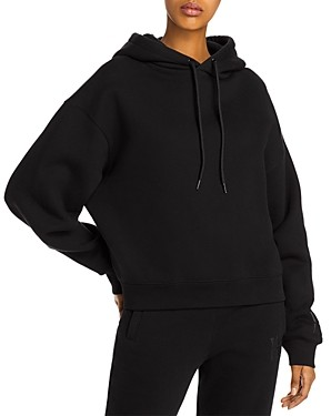 alexanderwang.t Foundation Cotton Terry Hoodie