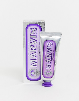 Marvis Jasmin Mint Toothpaste 25ml-No Color