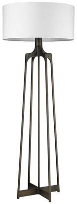 Trend Lighting Lancet 1-Light Oil-Rubbed Bronze Floor Lamp