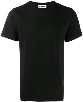 Jil Sander regular fit plain t-shirt