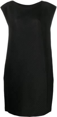 Issey Miyake Pleat Texture Shift Dress