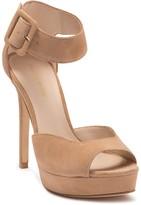 Pelle Moda Bijou Suede Platform Sandal