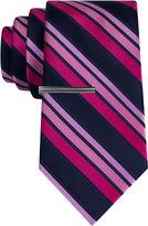 Jf J.Ferrar JF Formal Multi Stripe XL Tie
