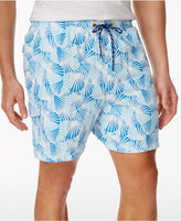 Tommy Bahama Men's Drawstring Shell We Dance 6-inch Swim Trunks