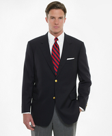 Brooks Brothers Three-Button Sack 1818 Blazer