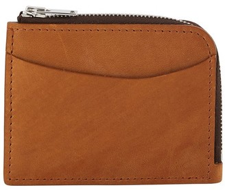 Le Feuillet Leather wallet