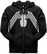 Spiderman Venom Zip Hoodie