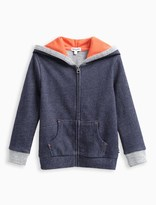 Splendid Little Boy Novelty Brushed French Terry/Mesh Jacket