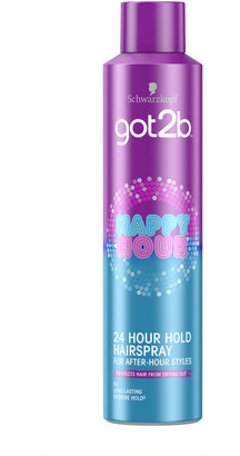 Schwarzkopf Got2B Happy Hour Hairspray 300Ml