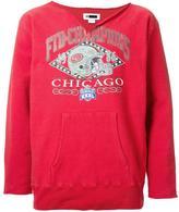 H Beauty&Youth Chicago logo sweatshirt