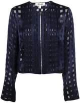 Diane von Furstenberg Fitted Jacket