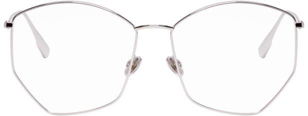 Christian Dior Silver Stellaire 4 Glasses